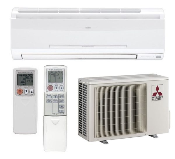MITSUBISHI ELECTRIC MSC-GE MSH-GD80VB/MUH-GD80VB
