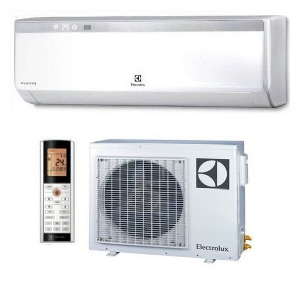 ELECTROLUX FUSION PRO 2018 NEW EACS-18HF/N3_18Y
