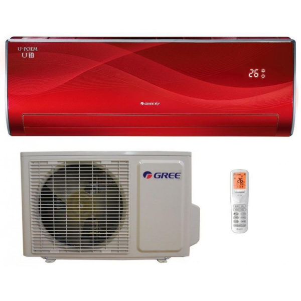 GREE U-POEM DC INVERTER GWH12UB-K3DNA3A