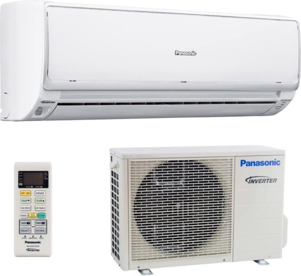 PANASONIC DELUXE INVERTER CS/CU-Е24RKDW