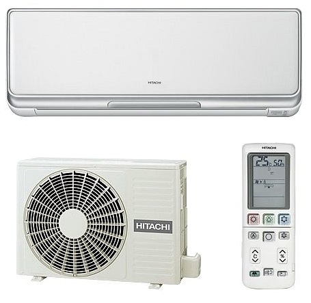 HITACHI ECO SENSOR INVERTER(RAS-14SH2)
