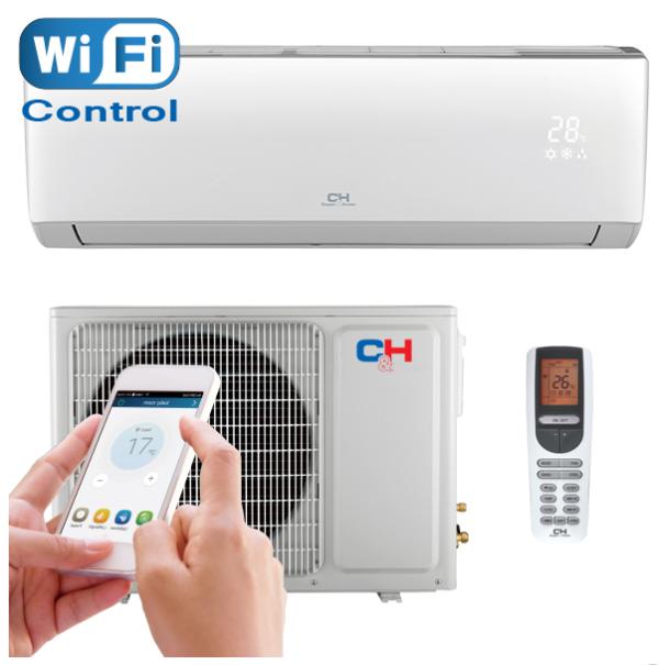 COPER&HUNTER ARCTIC WIFI INVERTER NEW CH-S12FTXLA