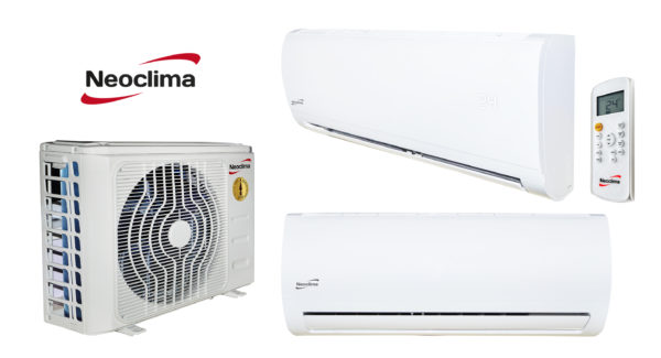 NEOCLIMA THERMINATOR INVERTER NEW 2017(NS/NU-12AHEIw)