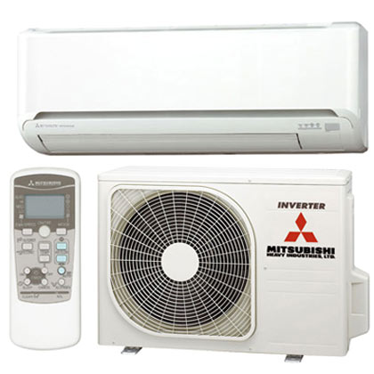 MITSUBISHI HEAVY INDUSTRIES SRK-ZR-S INVERTER SRK63ZR-S